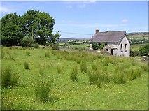 H5583 : Aghnamerigan National School by Kenneth  Allen