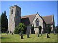 TL1126 : Lilley: The Church of St Peter's by Nigel Cox