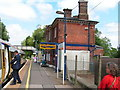 TQ6232 : Wadhurst railway station house by N Chadwick