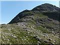 NN1643 : East ridge of Glas Bheinn Mhor by Andrew Smith