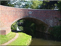 SO8999 : Tettenhall Old Bridge by Derek Harper