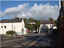 ST5394 : Chepstow - The Old Fire Station by Roy Parkhouse