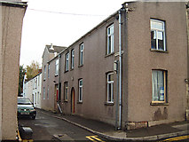 ST5394 : Chepstow - Myrtle Place by Roy Parkhouse