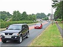 NY4756 : A69, Warwick Bridge by Oliver Dixon