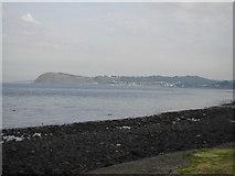 D3510 : Rocky Beach near Ballygalley by Nygel Gardner