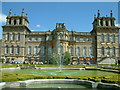 SP4416 : Blenheim Palace, viewed from the garden by Neil Kennedy