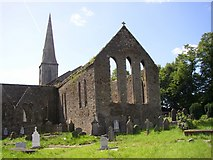 S7227 : St Mary's Church, New Ross, Co. Wexford by Humphrey Bolton
