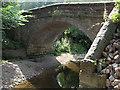 NY3846 : Gaitsgill Bridge by Andrew Smith