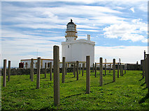 NJ9967 : Scottish Lighthouse Museum, Fraserburgh by Martyn Gorman