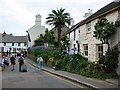 SV9010 : Hugh Town, St Mary, Scilly by Richard Knights