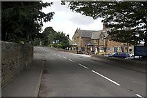 SK4467 : The Elm Tree Inn, Mansfield Road, Heath by Stephen G Taylor