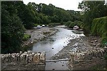 SX1454 : Penpoll Creek by Tony Atkin