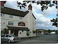 SJ9130 : The Crown Inn, Aston by Neil Lewin