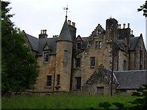 NN5220 : Stronvar House, Loch Voil by Colin Smith