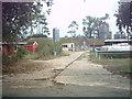TM3568 : Chicken Farm & Cedar Bungalow by Adrian Cable