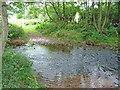 NY6823 : Old ford on the Trout Beck near Brampton Mill by Oliver Dixon