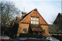 TQ3674 : St Hilda's church hall, Courtrai Road by Stephen Craven