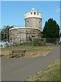 ST5673 : The Observatory, Clifton Down by Rich Tea