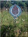 SO2902 : Brecon Beacons National Park sign by Rudi Winter