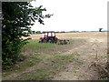 TM3788 : Field near Mettingham by Linda Bailey