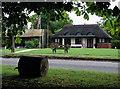 TL2759 : Eltisley Cricket Club by Paul Glazzard