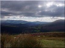 SO0820 : View from Twyn Du by Rudi Winter