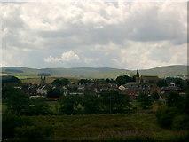 NS6113 : New Cumnock, Ayrshire by L J Cunningham