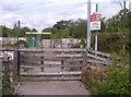 NZ1969 : Level Crossing by Weston Beggard