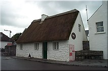 M1455 : Cong, Co. Mayo:   'The Quiet Man' Cottage by Bill Henderson