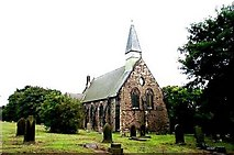 NZ3946 : Murton, Co Durham, Holy Trinity Church by Bill Henderson