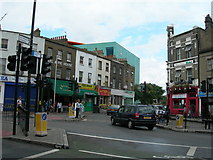 TQ3476 : Peckham Hill Street, SE15 by Danny P Robinson