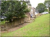 SE0419 : Silver Street, Old Bank, Ripponden, Barkisland by Humphrey Bolton