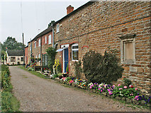 SK8836 : Chapel Lane, Barrowby by Kate Jewell