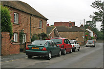 SK8836 : High Road, Barrowby by Kate Jewell
