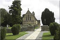 SJ4332 : Colemere Church by John Harding