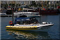 J5082 : The Belfast Lough water taxi by Albert Bridge
