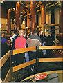 NH7683 : Inside Glenmorangie Distillery, near Tain by Carol Walker