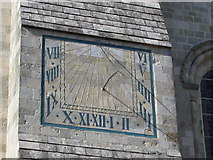 SU8504 : Sundial on Chichester Cathedral by Richard William Thomas