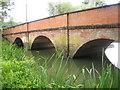 TQ2149 : Betchworth Bridge by Nigel Cox