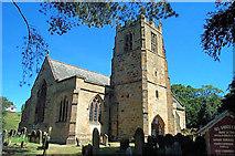 NZ4706 : Hutton Rudby, All Saints Church by Bill Henderson