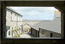 SW5130 : Courtyard, St Michael's Mount by Rich Tea
