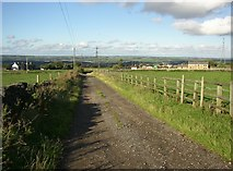 SE1220 : Moor Hey Lane, Fixby by Humphrey Bolton
