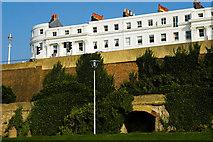 TQ3303 : Marine Parade - Corner of Lewes Crescent by mysteron