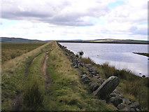 SD9422 : Gaddings Dam by John Illingworth