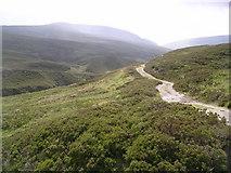 NN6175 : Track in Allt Coire Dhomhain by Graham Ellis