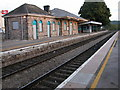 ST5393 : Chepstow Railway Station by Philip Halling