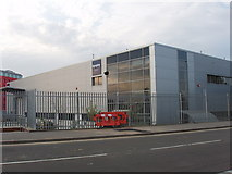 TQ2081 : Remploy factory, North Acton by David Hawgood