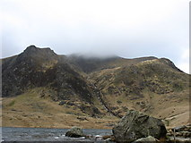SH6459 : The Western Slopes of Cwm Idwal by Eric Jones