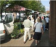 SJ9400 : Market day by John M