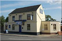 SK3030 : The Wheel Inn, Findern by Phil Myott